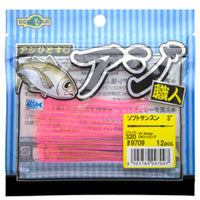 Thirty34Four Chimera Bait 2' Ajing Soft Plastic