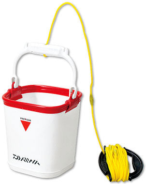 Daiwa Provisor foldable water bucket