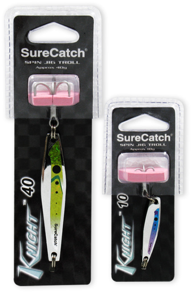 Sure Catch Knight Metal Lure 85g