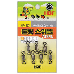 HDF Rolling Swivel HA-853