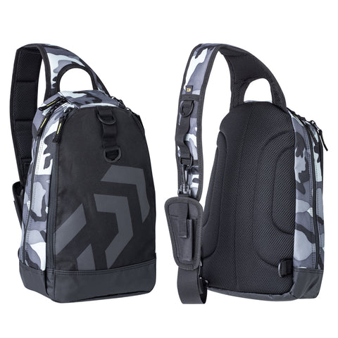 Daiwa EMERALDAS SHOULDER BAG (C) BLACK