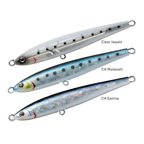 Daiwa overthere skipping pencil lure