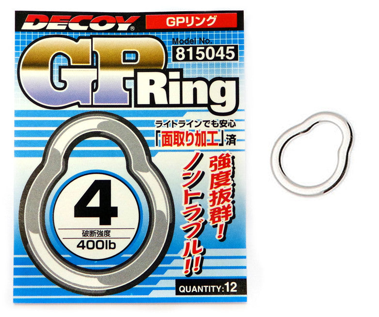 Decoy Solid GP Ring