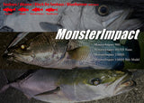 Ripple Fisher Monster Impact 90H