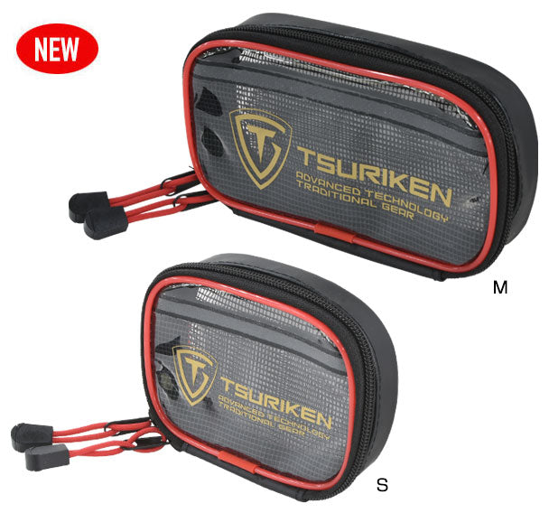 Tsuriken Clear Pouch TCP191
