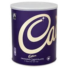 CADBURY DRINKING HOT CHOCOLATE x 2KG