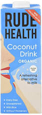 RUDE HEALTH COCONUT (6 x 1ltr)