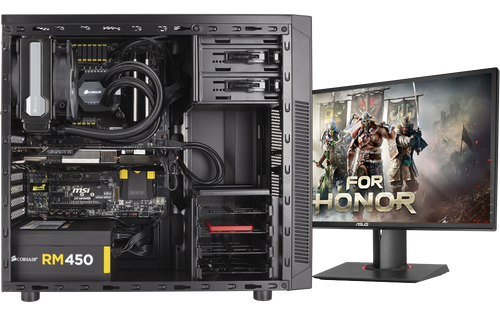 Budget gaming PCs - Choosing a custom budget gaming PC