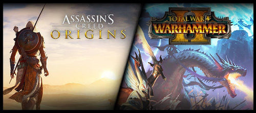 Buy Intel Core i7-7700K and get Assassin's Creed Origins and Total War: Warhammer 2 Free
