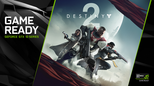 Buy an Nvidia GeForce GTX 1080 or 1080 Ti and get Destiny 2 Free