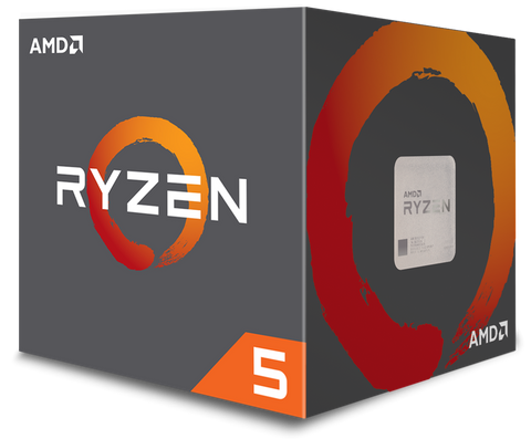 AMD Ryzen 5 1400 CPU