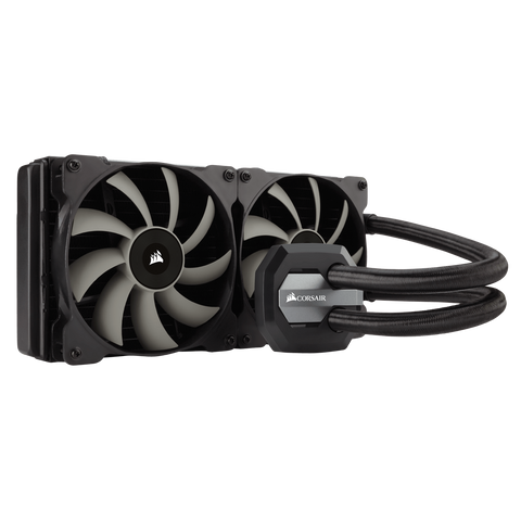 Corsair H115i CPU Liquid Cooler