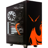 Rogue GS1 Intel Gaming PC