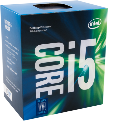 Intel Core i5 7400 CPU