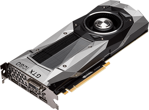 NVIDIA Geforce 1080 Pascal