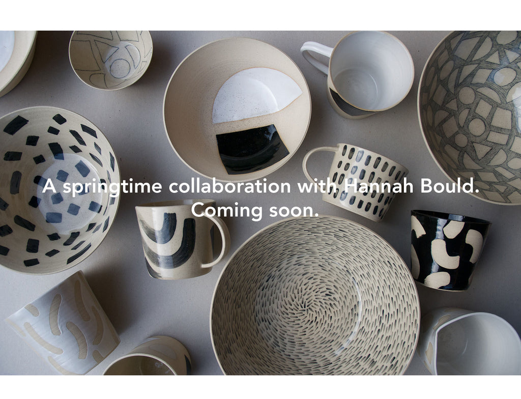 Hannah Bould Collaboration - Coming soon to ondineash.com
