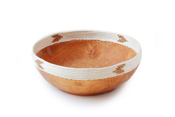 Copabu Large Arrow Bowl