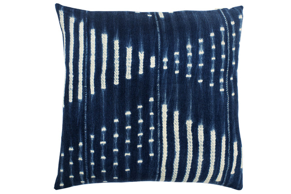 Esther Indigo Cushion