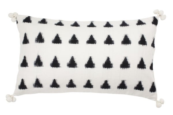 Frida Triangle Cushion - Ondine Ash