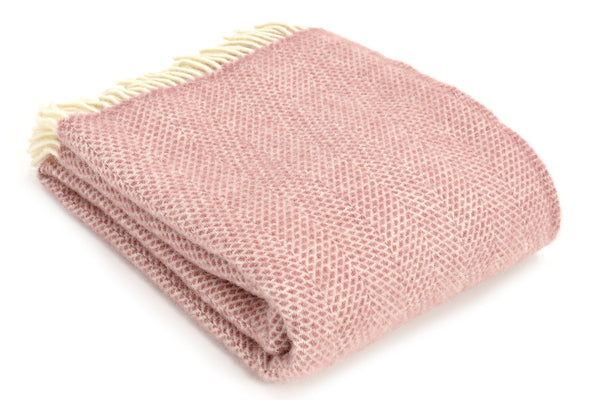 Lottie Pure Wool Blanket