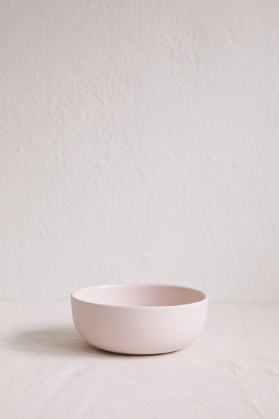 Mr & Mrs Cereal Bowl (Blush)