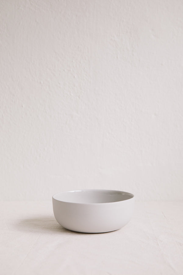 Mr & Mrs Cereal Bowl (Grey)