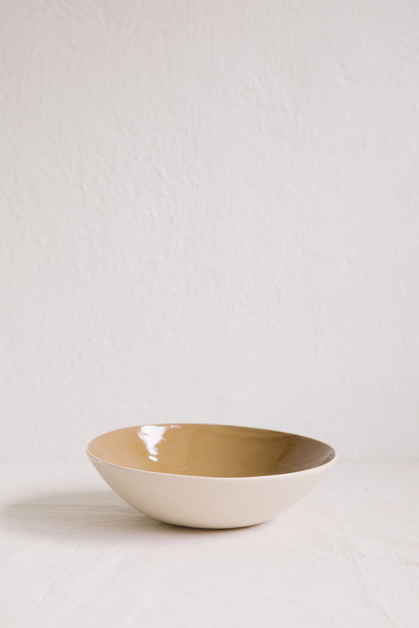 Brickett Davda Bowl (Mustard)