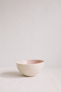Brickett Davda Bowl (Blush)