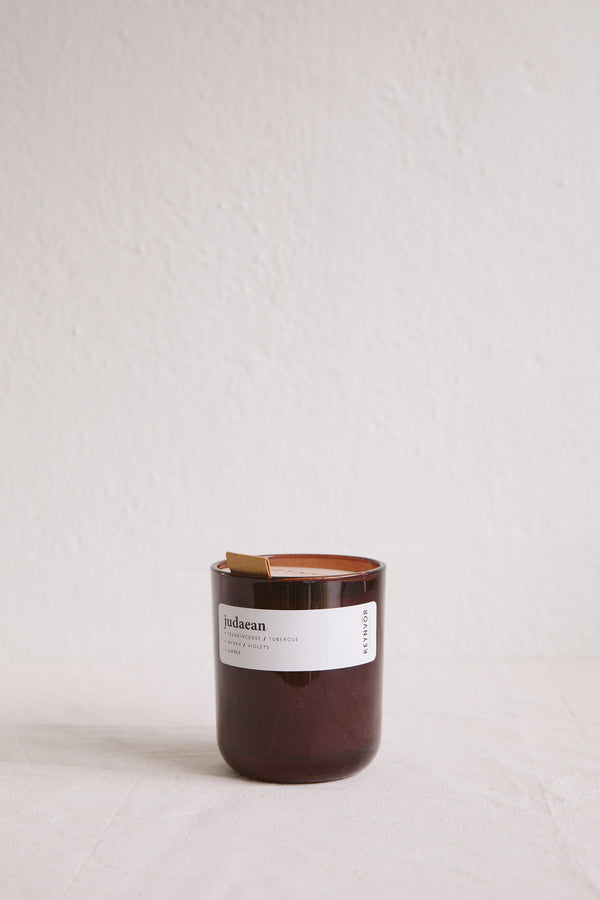 Judaean Soy Wax Candle