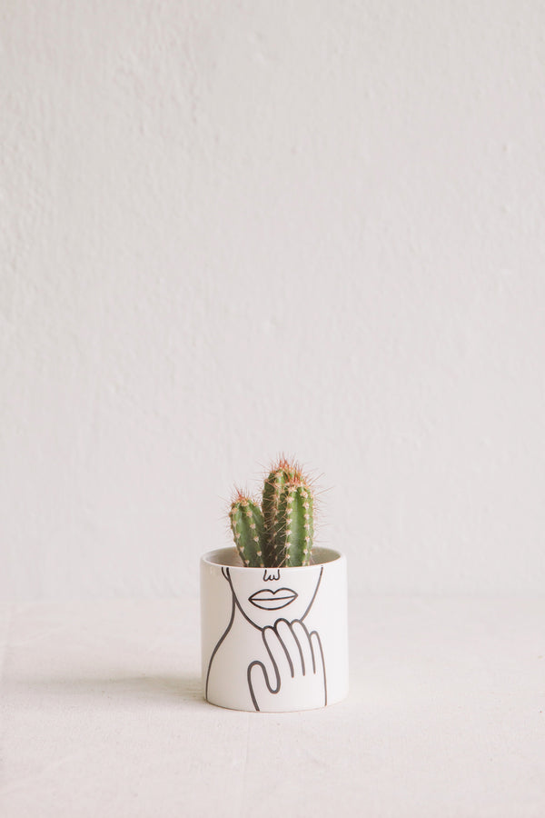 'Gentle' Mini Pot