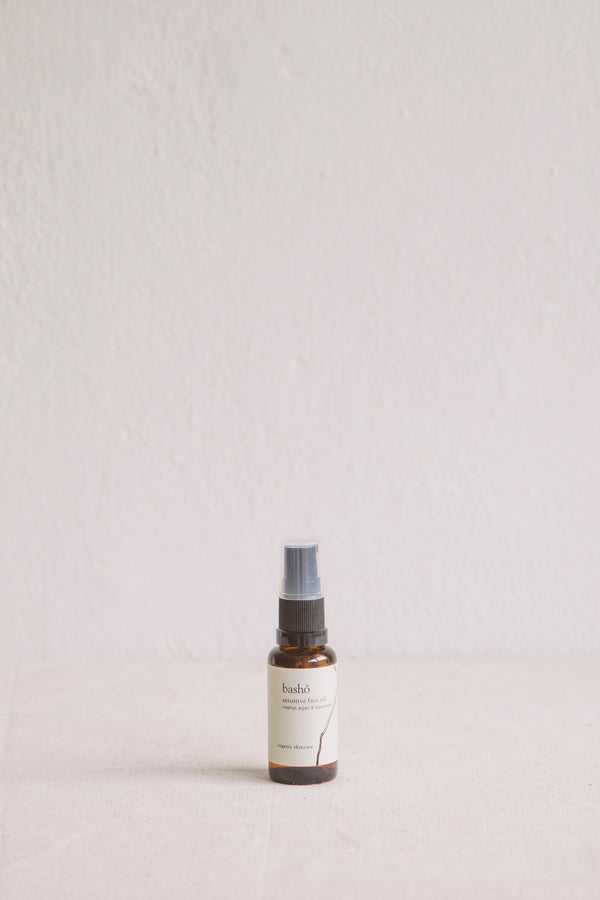 Bashō Organic Sensitive Face Oil