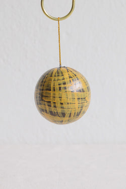 Hand Painted Bauble