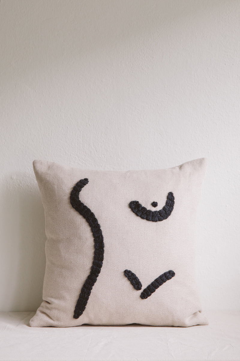 Nudie Cushion
