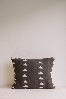 Emily Triangle Mud Cloth Cushion