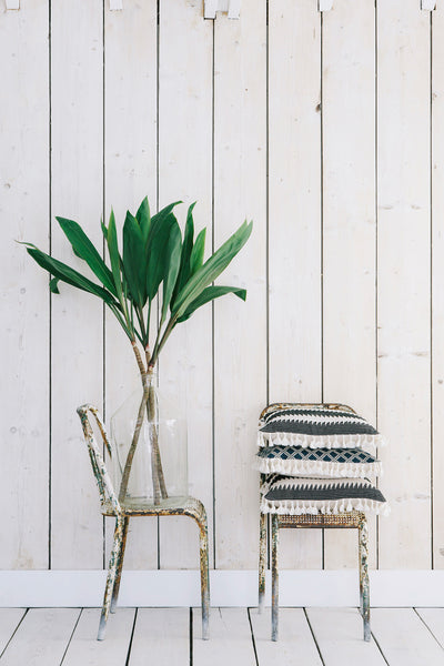 Ava Stripe Cushion