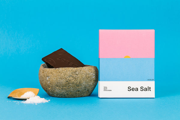 Sea Salt Dark Chocolate