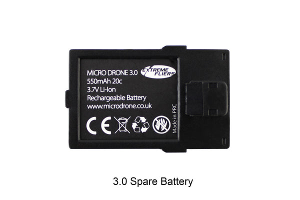 3.0 Spare Battery