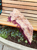 Fringe Frenzy Shawl Pattern