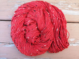 Cinnabar Tweed Fingering Weight Yarn