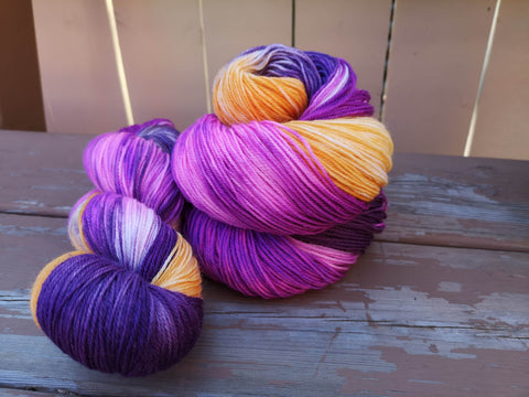 Slip Knot Fingering Weight Sock Yarn