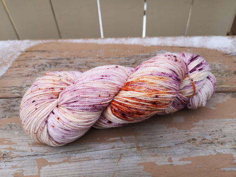 Donner Fingering Cash Hand Dyed Yarn