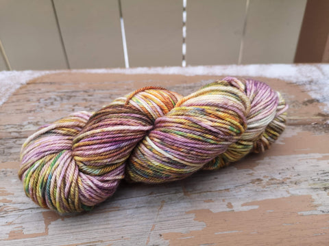 Sunny Days Posh Worsted Weight Extrafine Merino Wool