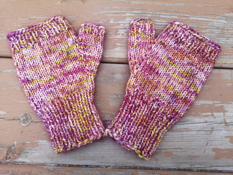Mittlicious Fingerless Mitt Pattern