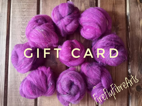 Wool Lovers Gift Card