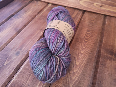 Muted Berrylicious Posh Worsted Weight