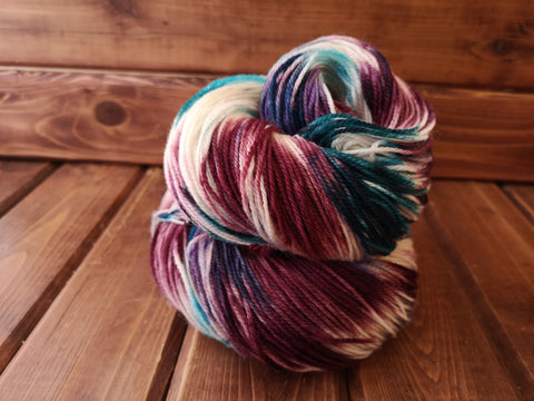 Time Out Fingering Weight Sock Yarn