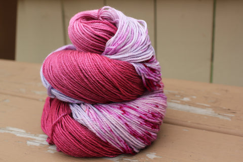 Frisky Fingering Weight Cash Yarn