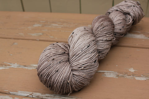 Bergamot Tweed Fingering Weight Yarn