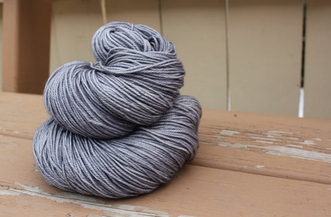 Overcast Fingering Weight Sock