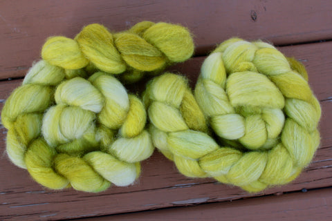Lemongrass BFL/Silk Braid
